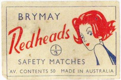 redheads